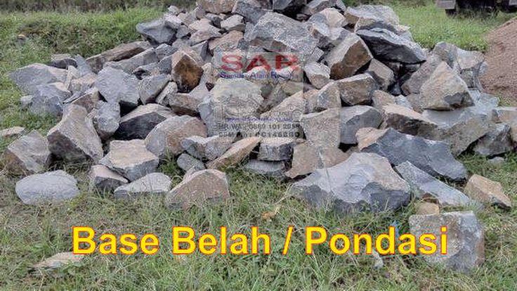 #Jual BATU BELAH / BATU PONDASI di Bandung/Cimahi/dskt.