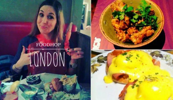 Favorite Food Spots in London!