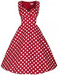 Minnie Maus Kleid Verkleidung Kostüm DIY