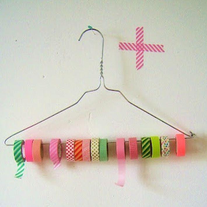 DIY Inspiration Kleiderbügel