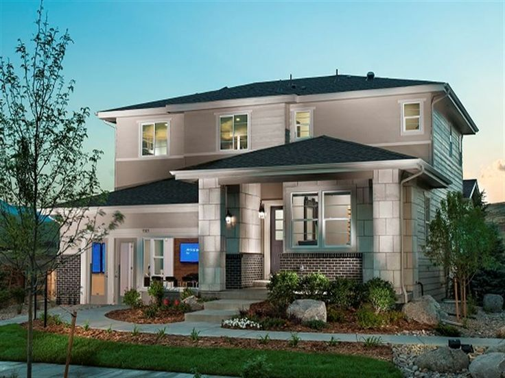 12 Best Calatlantic Model Homes Images On Pinterest