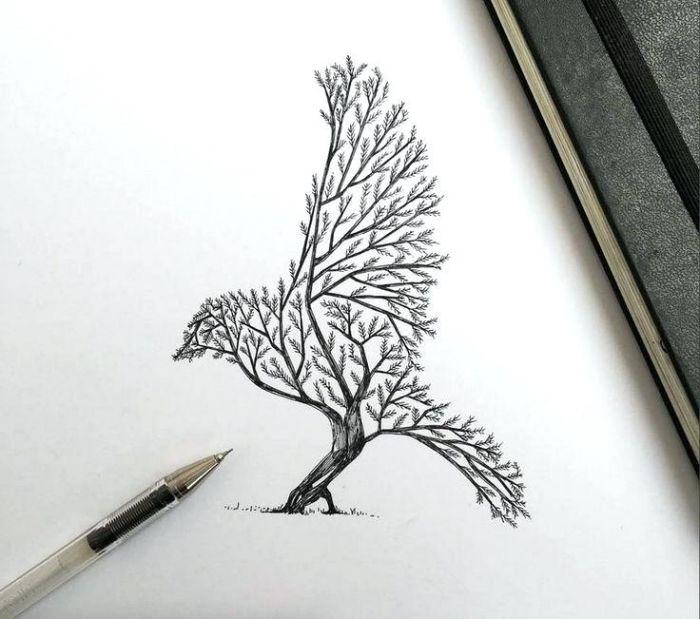 1001 Ideen Und Inspirationen Fur Schone Bilder Zum Nachmalen Bilder Zum Nachmalen Nachmalen Schone Bilder Zeichnen