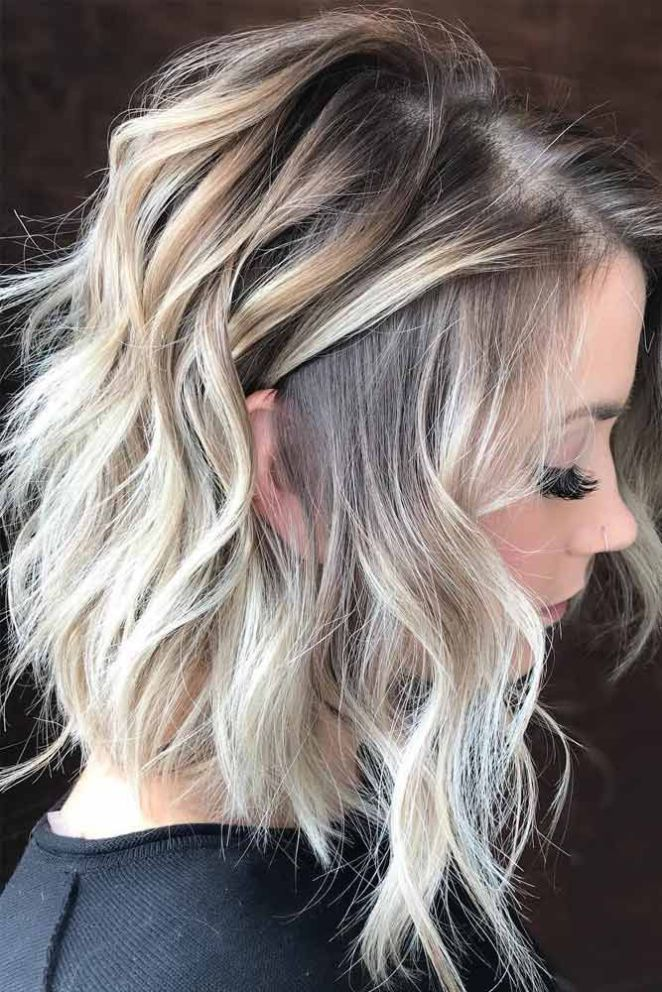 Nouvelle Tendance Coiffures Pour Femme 2017 / 2018 10 Amazing Layered Bob Haircuts: Modern and Stylish Shaggy Layered Bob Hairc