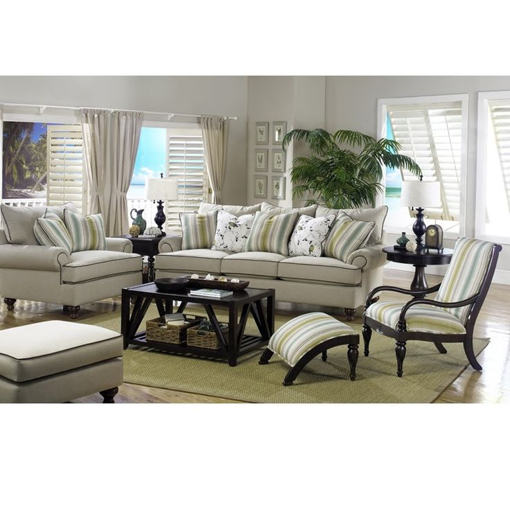 paula deen home duckling living room collection  living