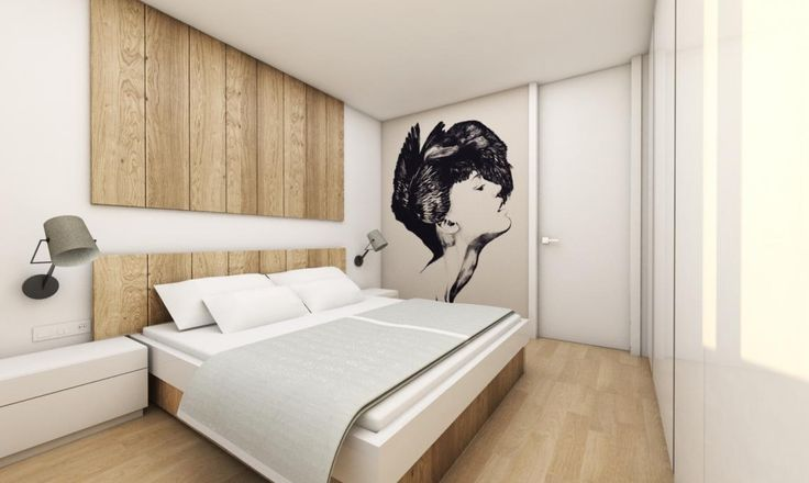 Interiérový dizajn trojizbového bytu Villinki, Bratislava | RULES architekti