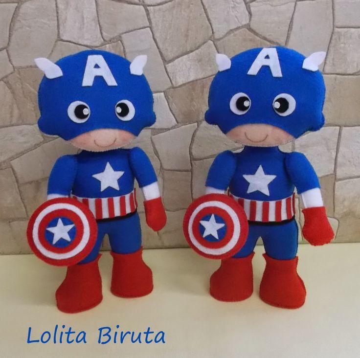 Lolita Biruta : E POR AQUI...CONTINUAMOS A FAZER SUPER HERÓIS...
