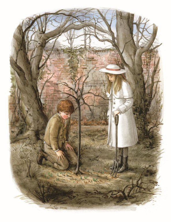 17 best images about frances hodgson burnett on pinterest the secret garden old blood and - Geheime deco ...