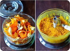Kleiner Kuriositätenladen: Orangen- und Zitronenpulver und was man alles damit anstellen kann