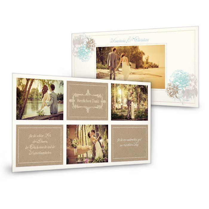 Besondere Hochzeitskarten, Geburtskarten, Danksagungen Hochzeit und mehr zum Gestalten