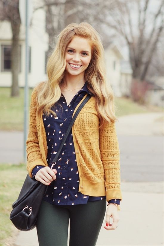 My ideal hair color - strawberry blonde ombre