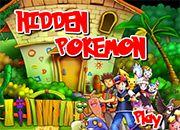 Hidden Pokemon   juegos de Pokemon - jugar online