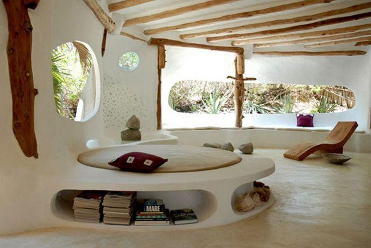 Cob House Interior Design Ideas 99 Stunning Photos (1)