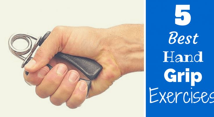 Top 5 Hand Grip Exercises for Strength and Endurance