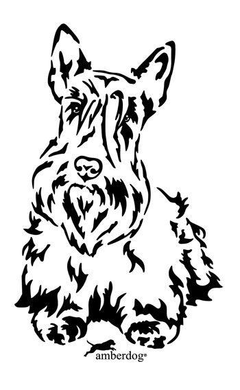 42 best Scottie Dogs: Clip Art. Graphics, Line Drawings