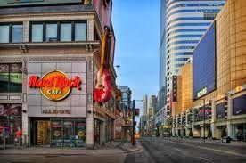 Hard Rock Café Toronto