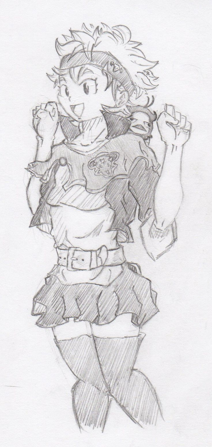 "Black Clover | Asta ""girl"" fanart by JoesPal.  #BlackClover #Asta #Nero #Fanart #Drawing #Draw #TraditionalDrawing #PencilArt  #Manga #ブラッククローバー"