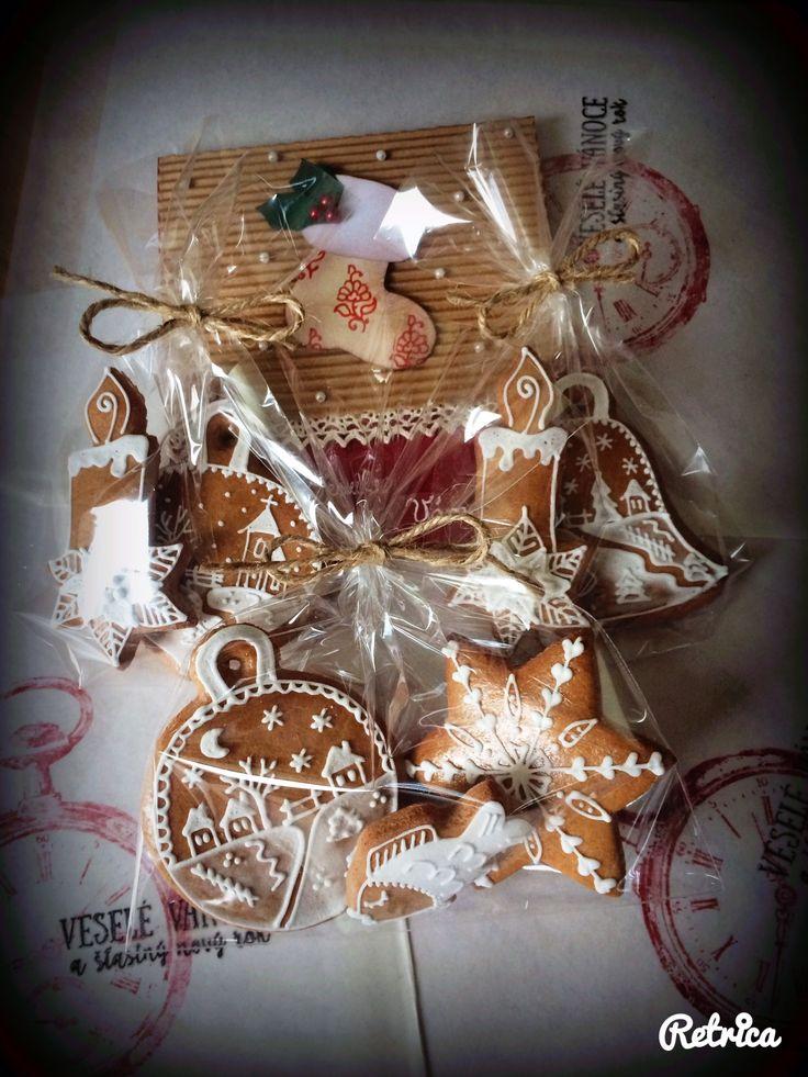 Perníčky/gingerbread  Vánoce2015