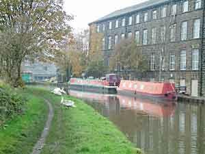 Leeds & Liverpool Canal - Silsden