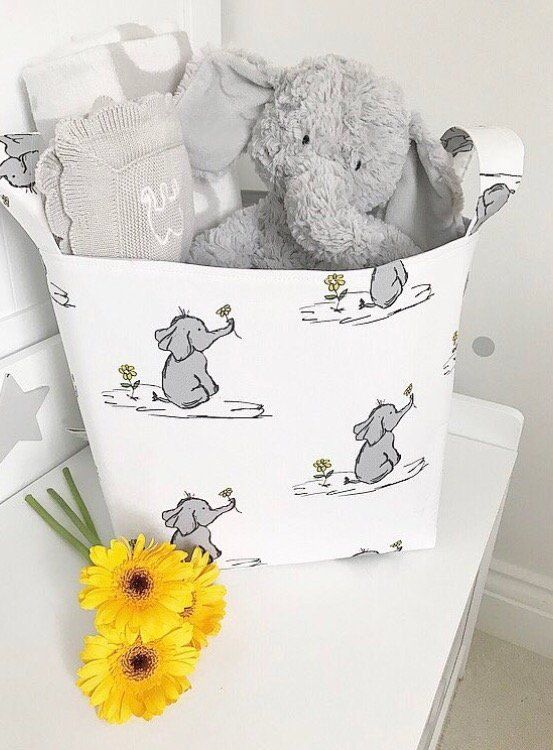All Handmade To Order These Baskets Make Great Nursery Storage For Nappies  And Wipes Or Are
