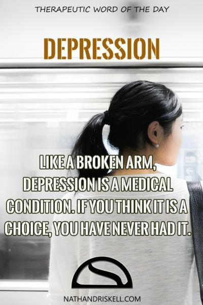 Depression is medical by nature, as it involves the brain. People with depression often have damage to the Limbic system, which regulates, sleep, appetite and mood. Ask yourself, if depression was a choice, why would anyone choose it? #depression #life #m