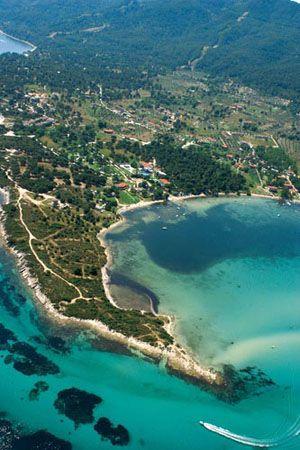 Βουρβουρού | Παραλίες | Φύση | Ν. Χαλκιδικής | Περιοχές | WonderGreece.gr
