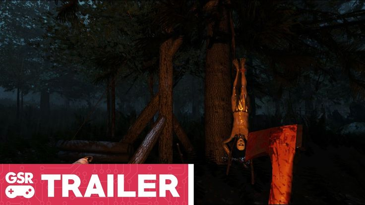 The Forest – Official Trailer #gsr #game #theforest #theforestgame #steam #pc #pcgamer #gaming #horror #gamer #new