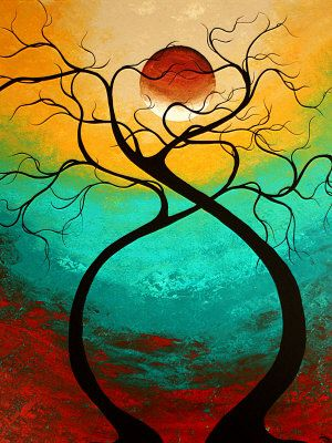 Website of artist|rising.  See, buy or sell original artwork.  This one is by Megan Aroon Duncanson.