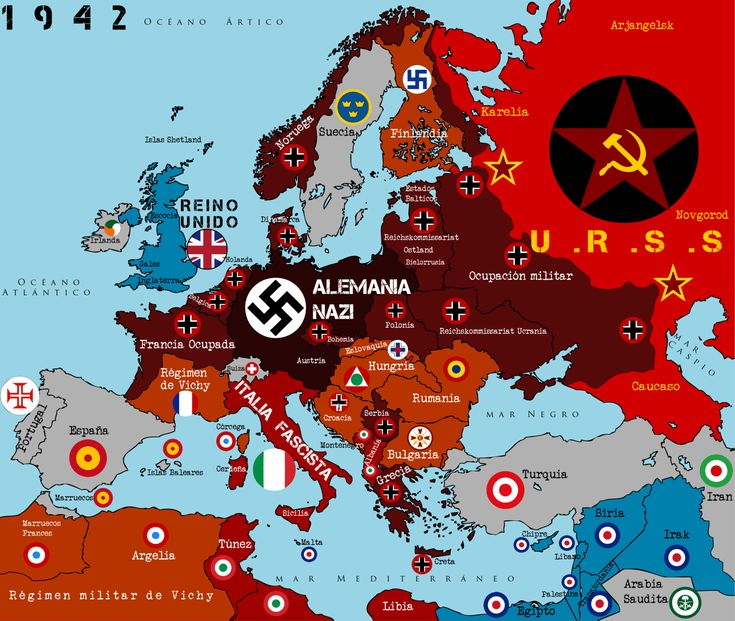 Best WW Images On Pinterest Wwii Military Uniforms And - Germany map during world war 2