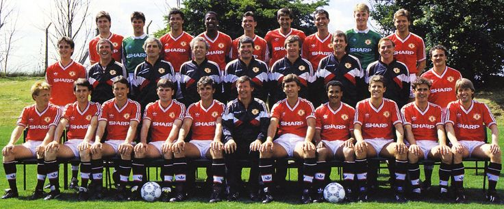 Manchester United 1987/88