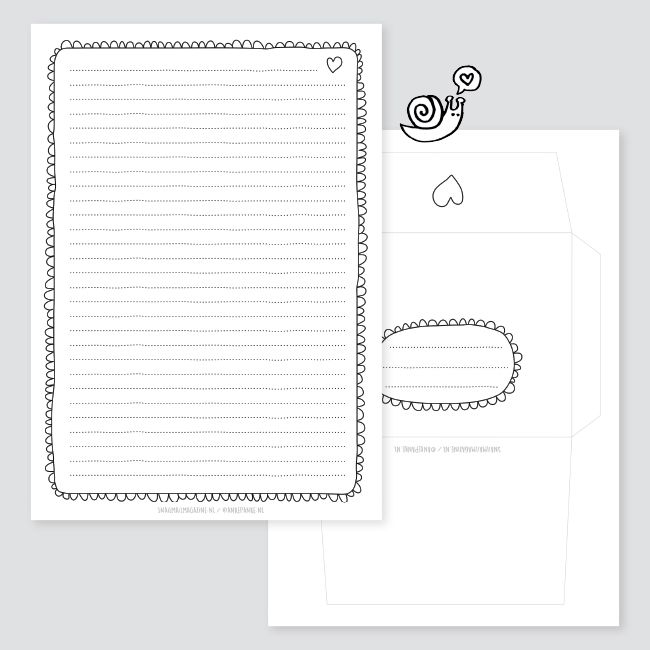 Best My Compassion Printable Stationery Images On