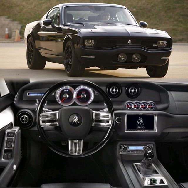 The Modern Muscle Car Equusbass770 Musclecarzone Musclemavericks Modern Muscle Cars Sports Cars Luxury Hot Rods Cars Muscle