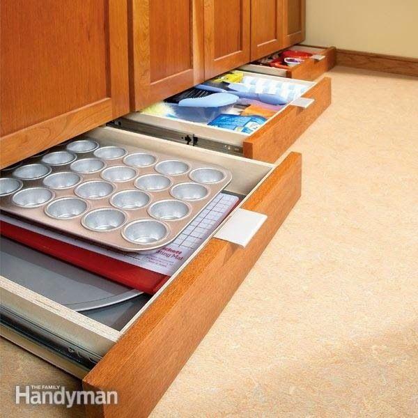 Des+tiroirs+sous+les+éléments+de+cuisine+pour+ajouter+des+rangements.jpg (600×600)