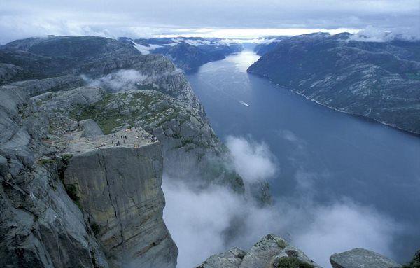 Preikestolen #Νορβηγία