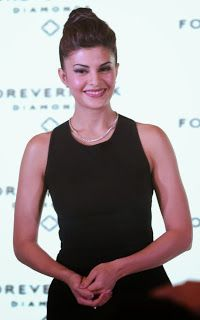 Jacqueline Fernandez Launches New Jewellery Collection By Gareth Pugh.