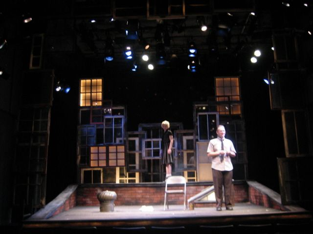 Basic styles of stage set design | The art of faking it - Stage ...