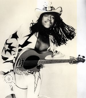 "Ten Reasons Why Rick James Was ""The King of Punk Funk"": 1978 - 'Come and Get…"