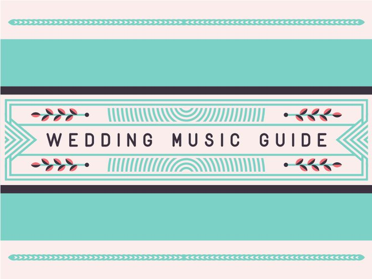 Wedding Music Guide [coming soon] by Szende Brassai / Adline #Design Popular #Dribbble #shots