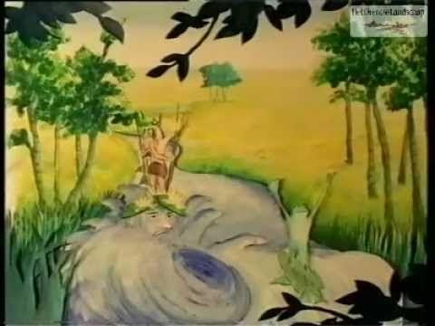▶ Het sprookje van Koning Water - YouTube