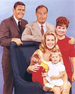 Bewitched - definitely preferred Dick York's Darrin Stevens