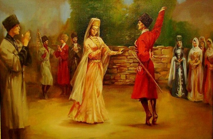 Circassian dance