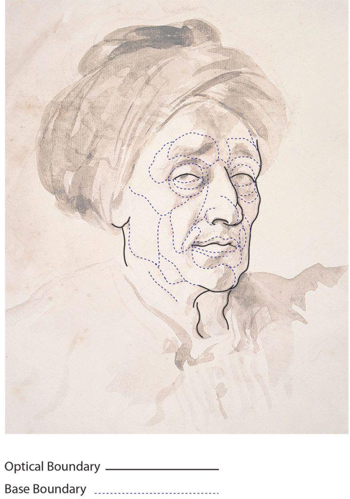Jean-Honoré Fragonard    Jak nakreslit tváře a hlavy    Umělcova Network