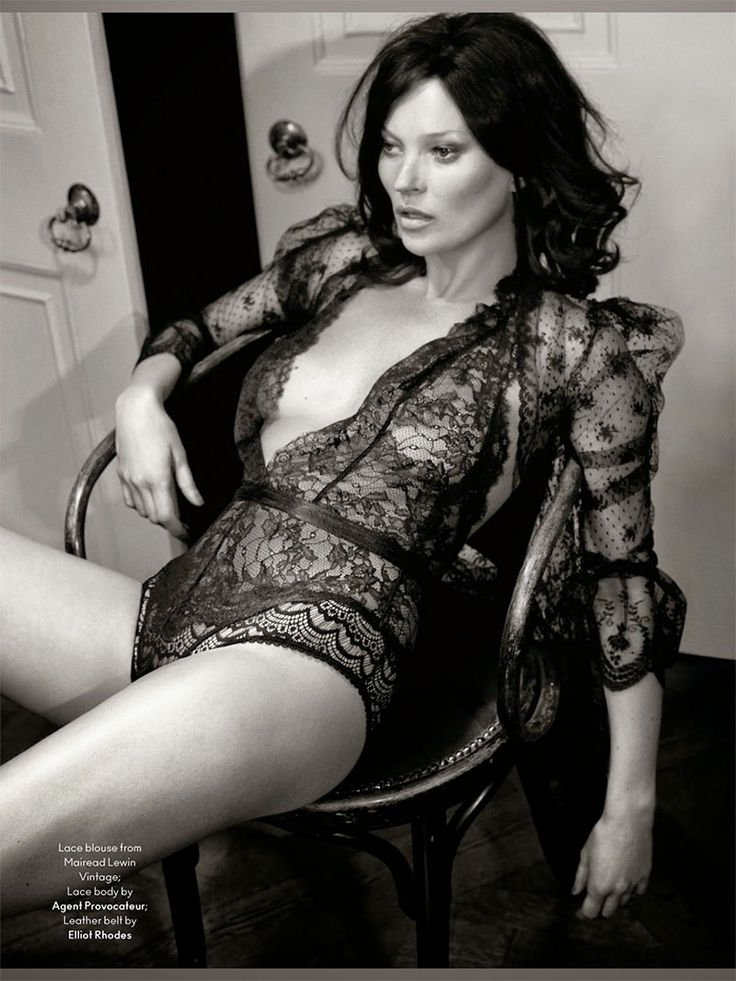 Kate Moss by Collier Schorr for Another Magazine F/W 2014