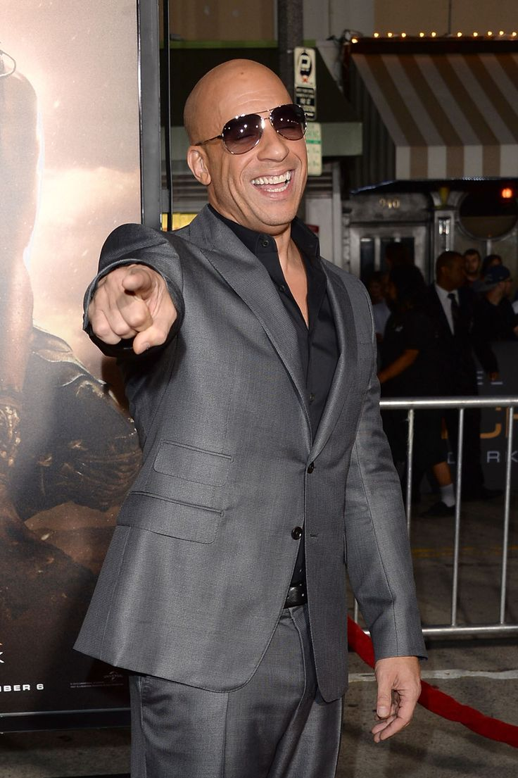Pin for later 93 stars whose real names will surprise you vin diesel mark sinclair vincent