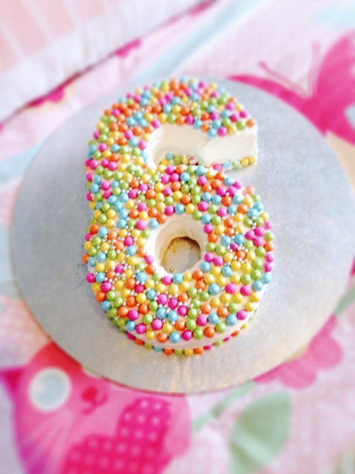 6 Yaş Doğum Günü Pastaları Modelleri