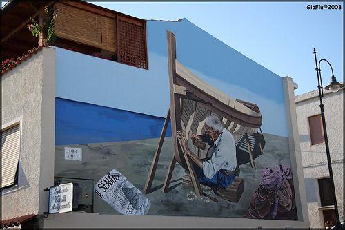 Stintino - murales