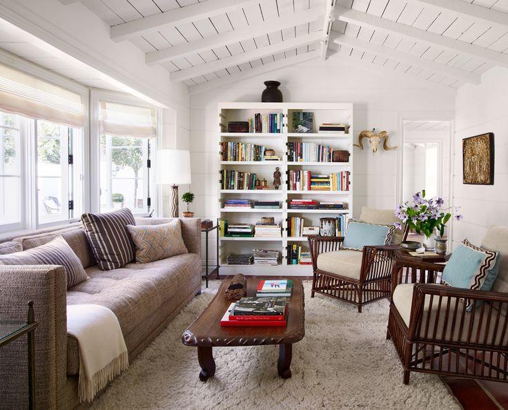 How Madeline Stuart Decorated Her Airy Santa Barbara Den