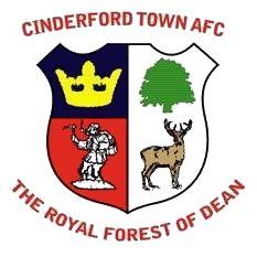 1922, Cinderford Town A.F.C. (England) #CinderfordTownAFC #England #UnitedKingdom (L16527)