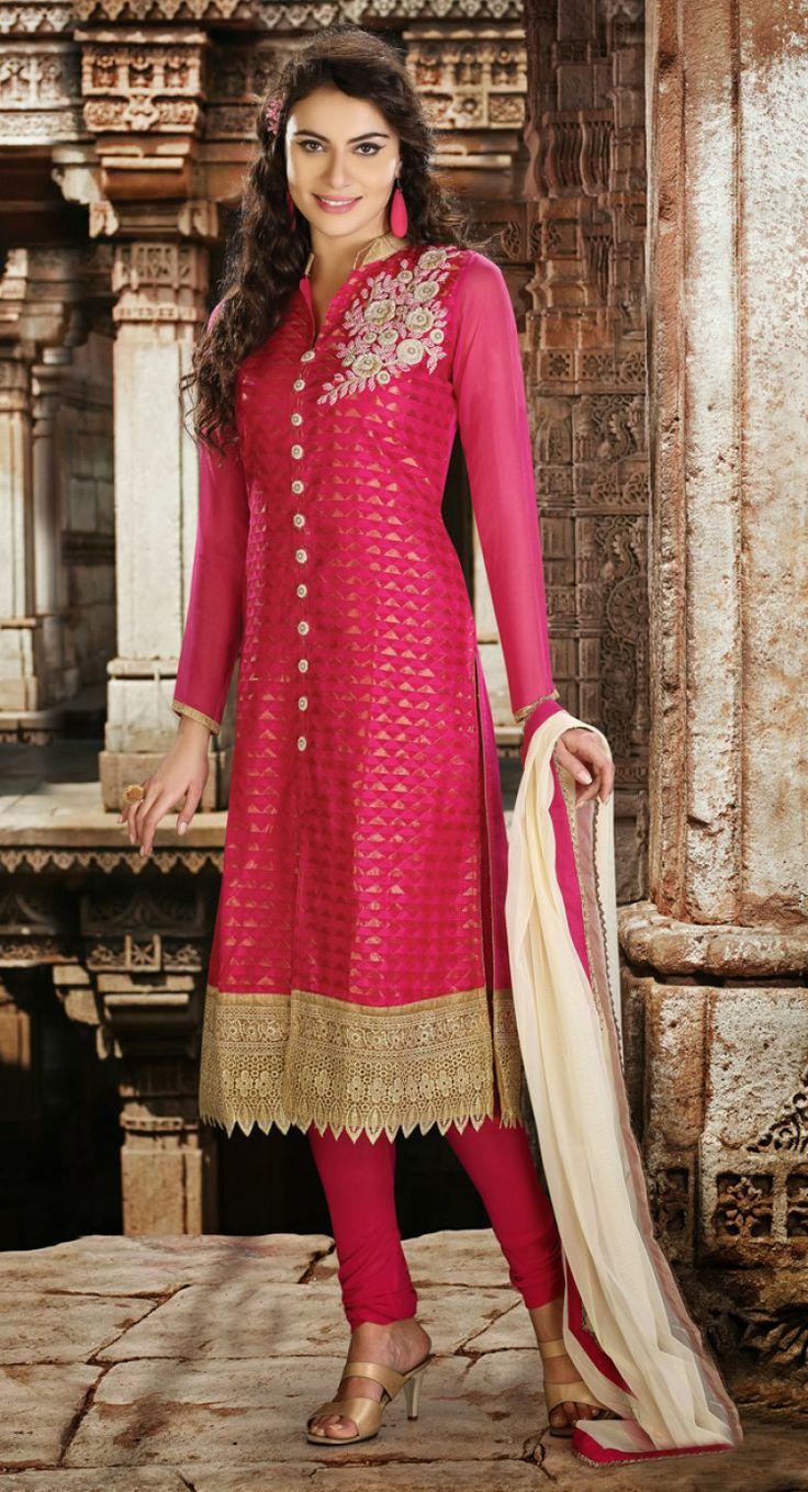 583 best images about punjabi suit designs on Pinterest ...