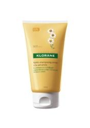 Crème après-shampooing  à la camomille pour les cheveux blonds - KLORANE