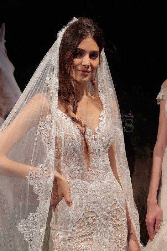 Nuova collezione sposa Galia Lahav alla settimana della moda di Barcellona - Il Portale del Matrimonio - il Wedding in Italia – Weddings Luxury